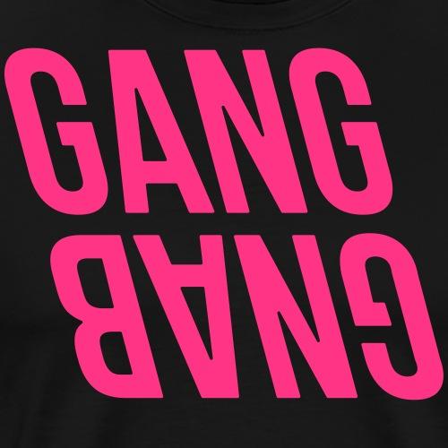 Gang Bang - T-shirt Premium Homme