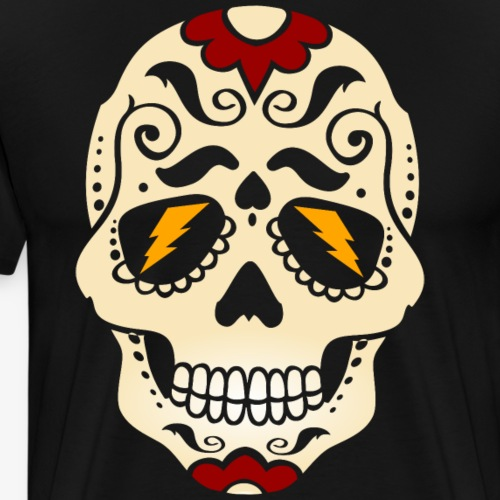 DAY OF THE DEAD - Camiseta premium hombre