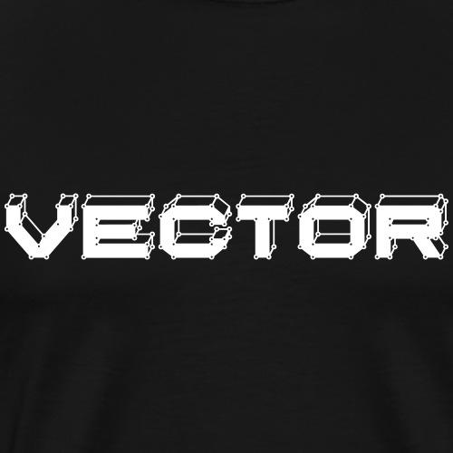 VECTOR - Männer Premium T-Shirt