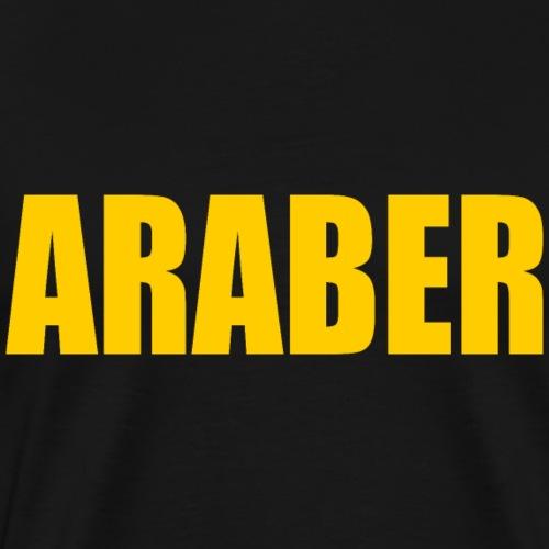 Araber - Men's Premium T-Shirt