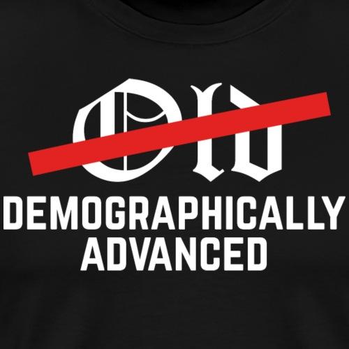 lustiges Sprüche-Shirt nicht alt - Männer Premium T-Shirt