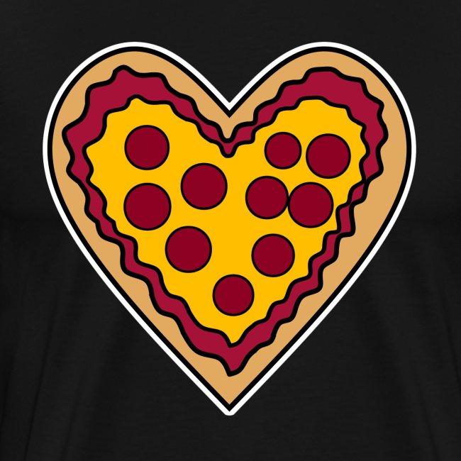 Pizza Herz
