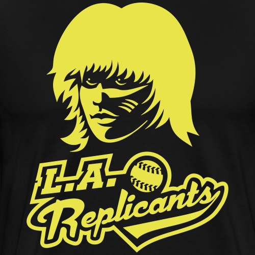L.A. Replicants - Männer Premium T-Shirt