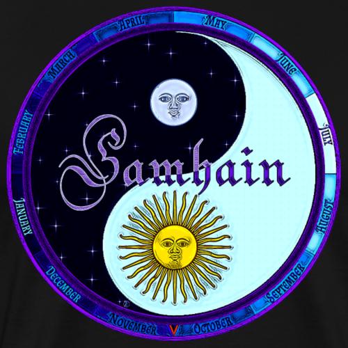 Samhain - Halloween - Maglietta Premium da uomo