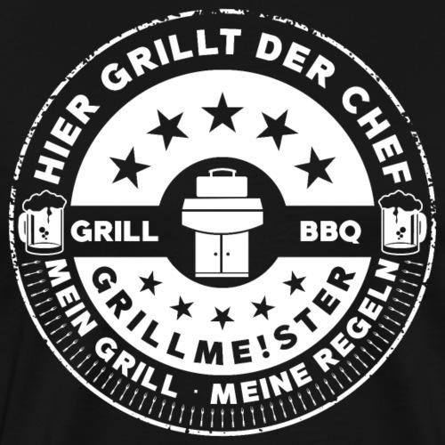 GRILLSIEGEL GRILLMEISTER 3WG