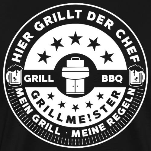 GRILLSIEGEL GRILLMEISTER 3W