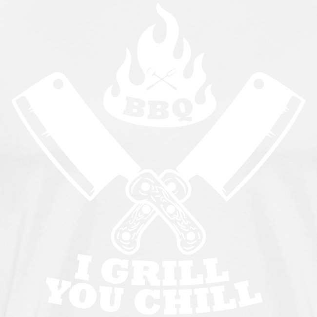 Barbecue grill froid