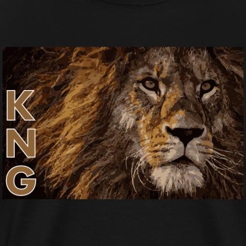 König, Löwe, Lion