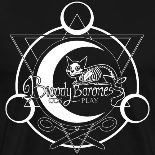 Bloody Baroness Cosplay - Moon Circle - Men's Premium T-Shirt