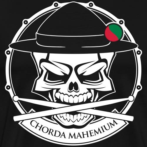 CHORDA MAHEMIUM - Mannen Premium T-shirt
