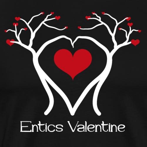 Saint Valentin des Ents - T-shirt Premium Homme