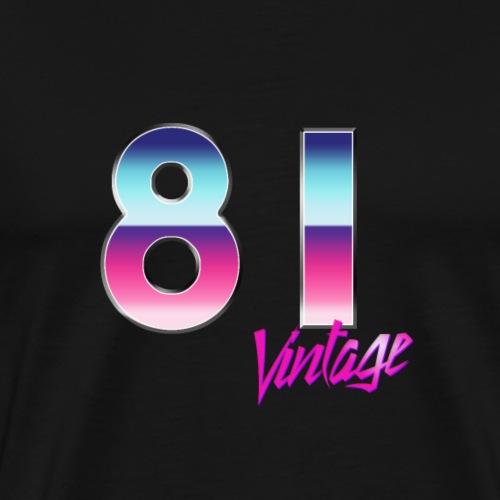81 - Men's Premium T-Shirt