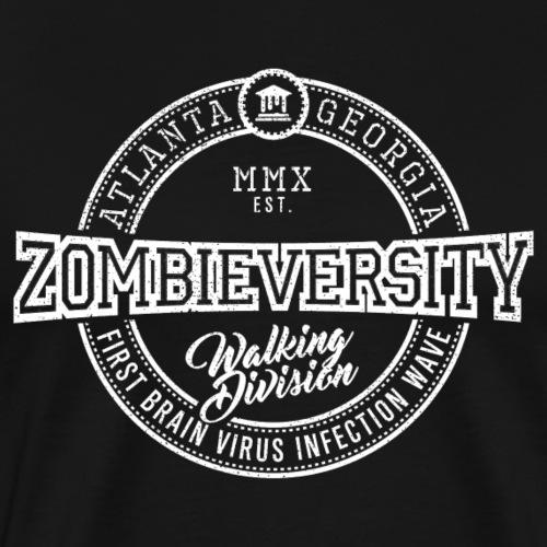 Zombieversity - Männer Premium T-Shirt