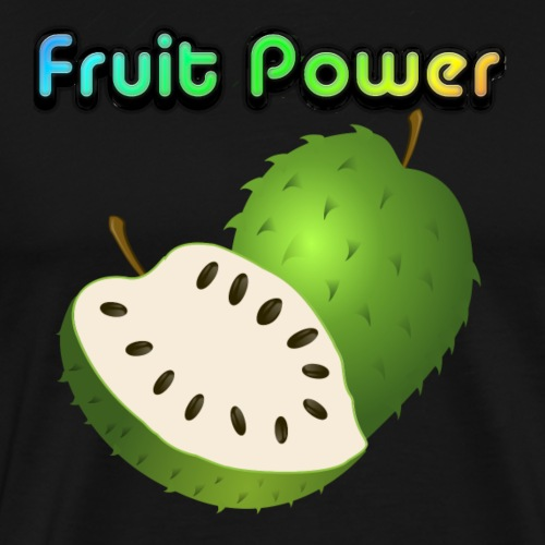 Fruit Power Guanabana - Männer Premium T-Shirt