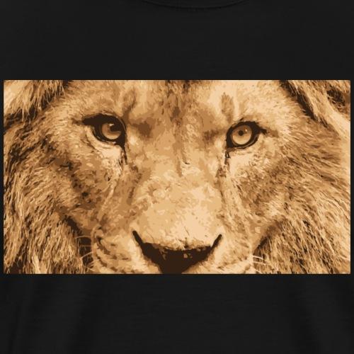 Lion, Löwe, König