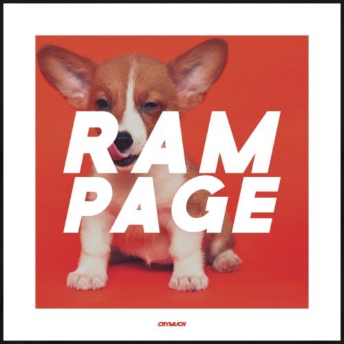RAMPAGE #01 - Männer Premium T-Shirt