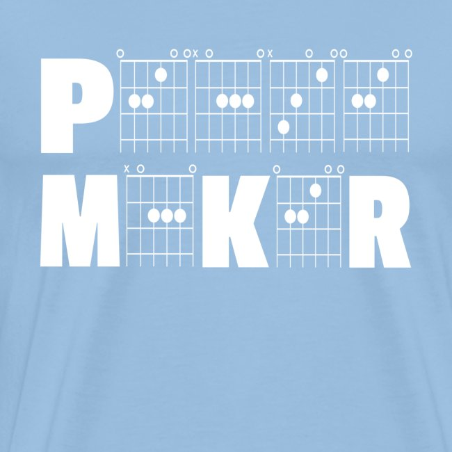Peacemaker through the power of guitar chords!