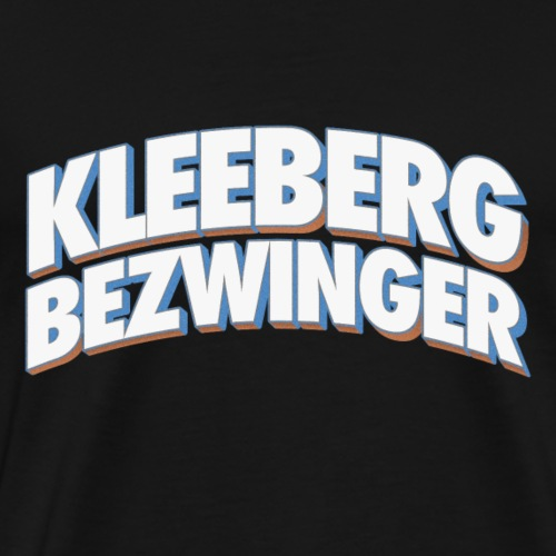 Kleeberg Bezwinger Grenzgang Biedenkopf 2019 - Männer Premium T-Shirt
