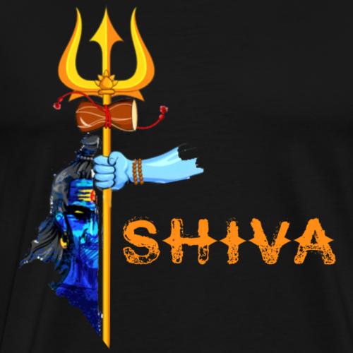 shiva - Men's Premium T-Shirt