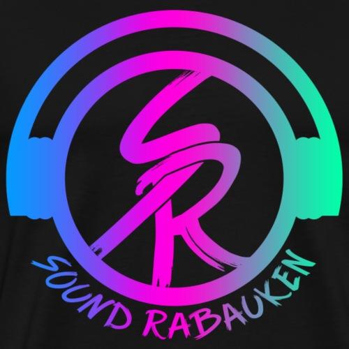 Sound Rabauken Logo Bunt - Männer Premium T-Shirt