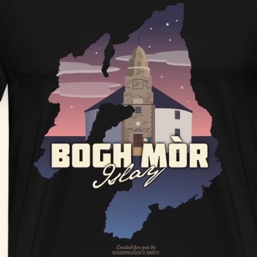 Bogh Mòr Islay   Whisky Shirts - Männer Premium T-Shirt