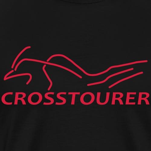 Crosstourer 8CT01 - Koszulka męska Premium