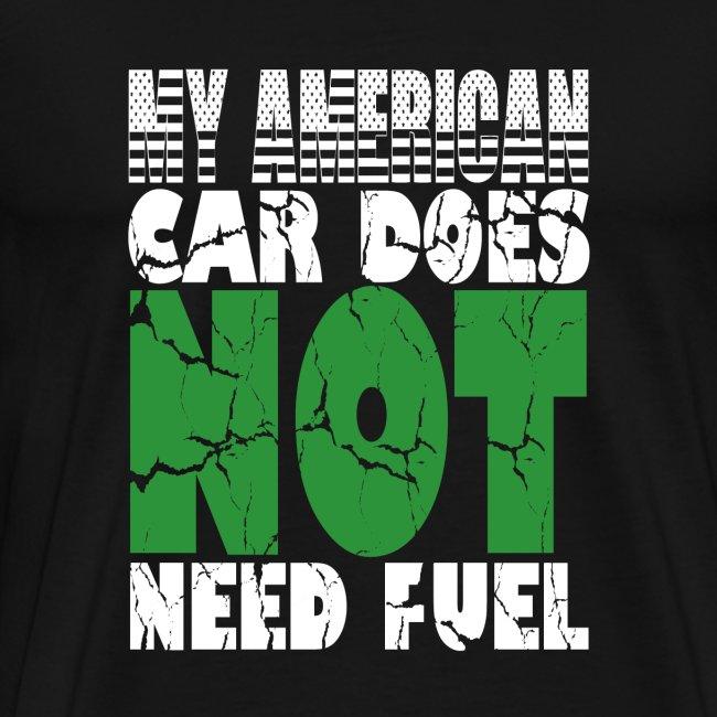 Amerikanisches Auto Elektroauto Elektromobilität