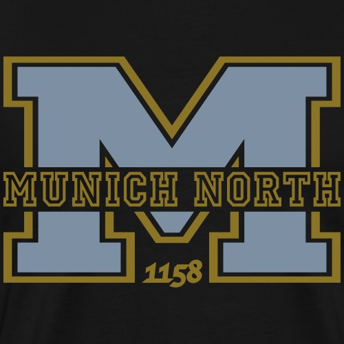MUNICH NORTH - Männer Premium T-Shirt