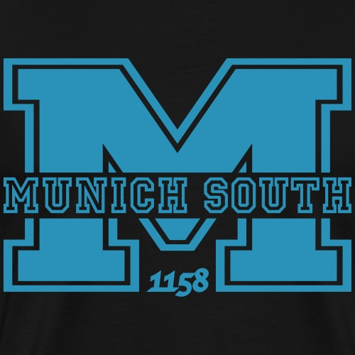 MUNICH SOUTH - Männer Premium T-Shirt