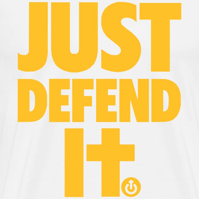 just defend it vect