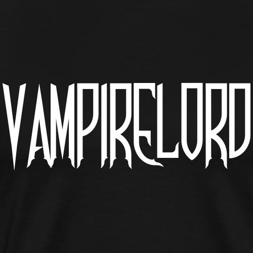VAMPIRELORD - Männer Premium T-Shirt