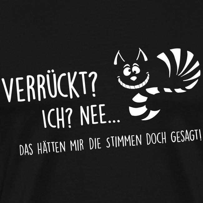 Vorschau: verrueckt - Männer Premium T-Shirt