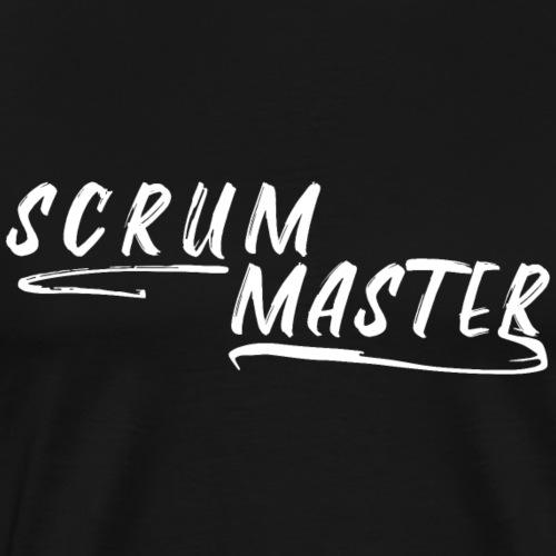 Scrum Master II - Männer Premium T-Shirt