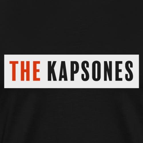 THEKAPSONES - Mannen Premium T-shirt