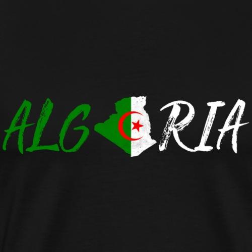 Algeria - Männer Premium T-Shirt