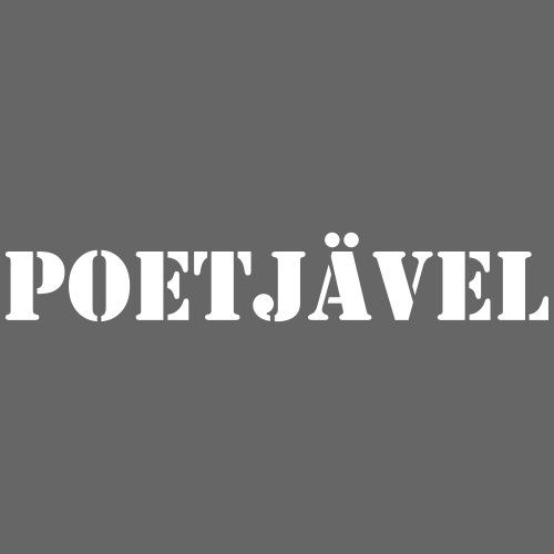 Poetjävel - Premium-T-shirt herr