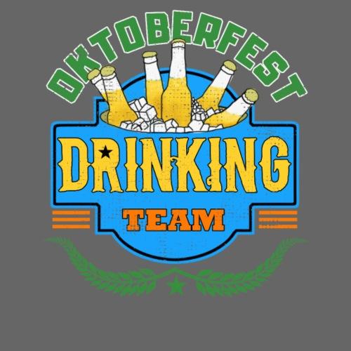 Oktoberfest Trink Team - Männer Premium T-Shirt