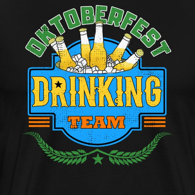 Oktoberfest Trink Team