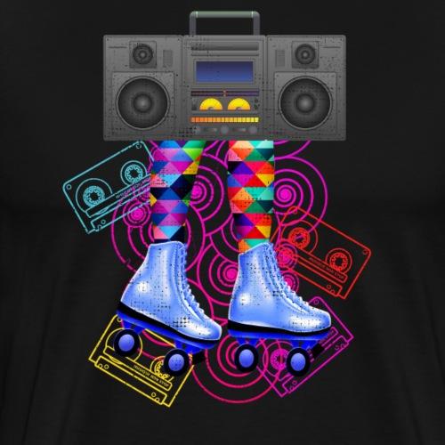 Cooles Party Design - Party - Männer Premium T-Shirt