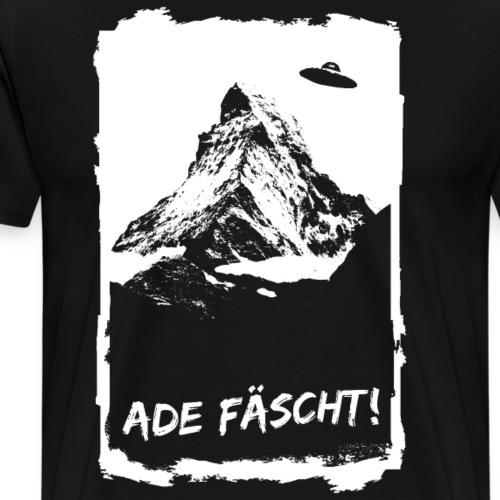 ADE FÄSCHT! - Männer Premium T-Shirt