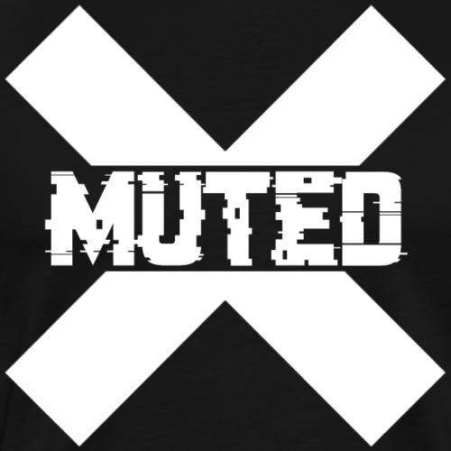 Muted - T-shirt Premium Homme
