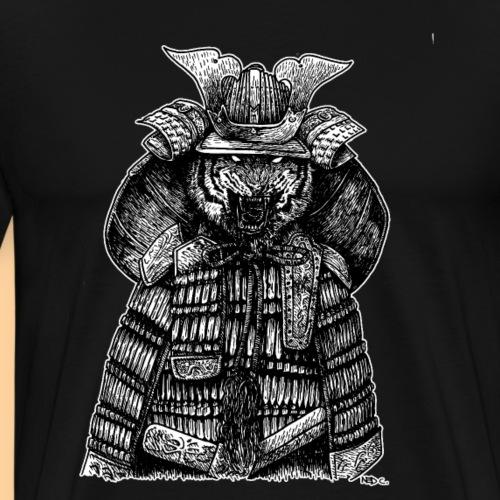SAMOURAÏ TIGRE - T-shirt Premium Homme