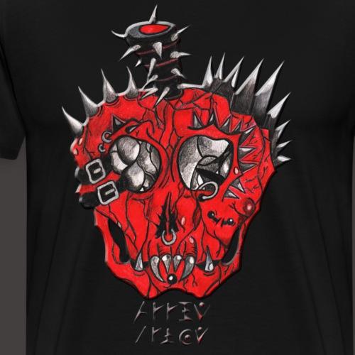 apple spike - T-shirt Premium Homme