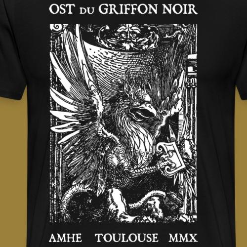 Gravure Griffon - T-shirt Premium Homme