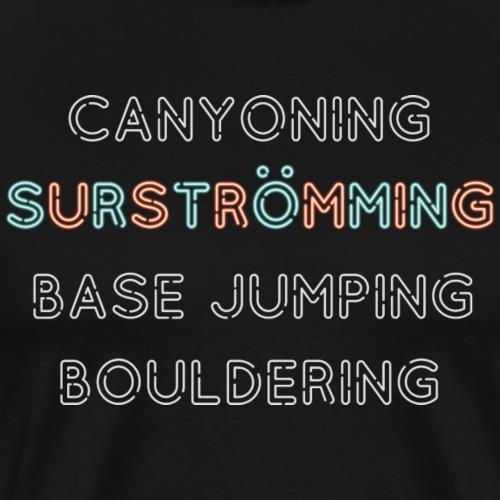 Surströmming Premiere T Shirt - Männer Premium T-Shirt