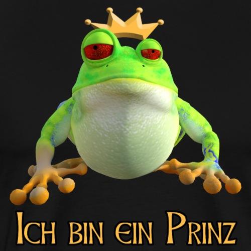 Ich bin ein Prinz