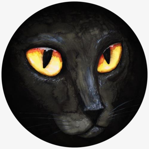 Zwarte kattenogen