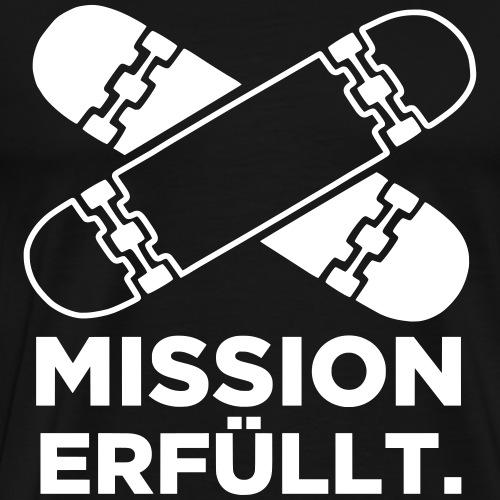 Mission erfüllt - Männer Premium T-Shirt