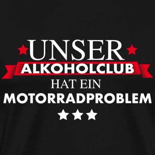 Motrorradclub Biker Club Alkohol
