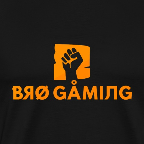 #BROGAMING YOUTUBE - T-shirt Premium Homme